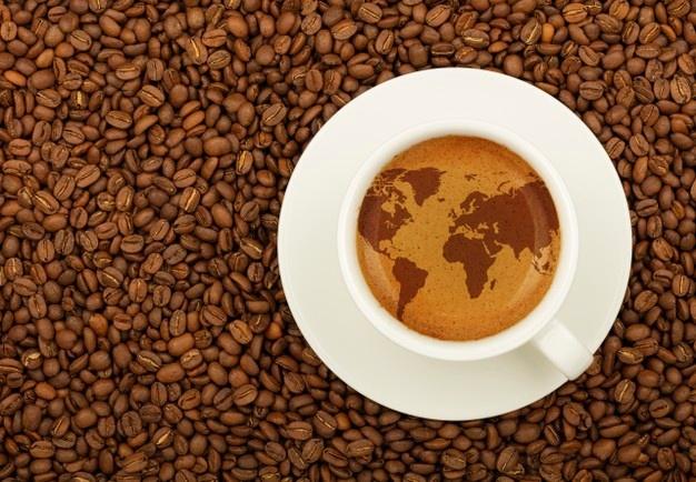 El precio del espresso en cada país